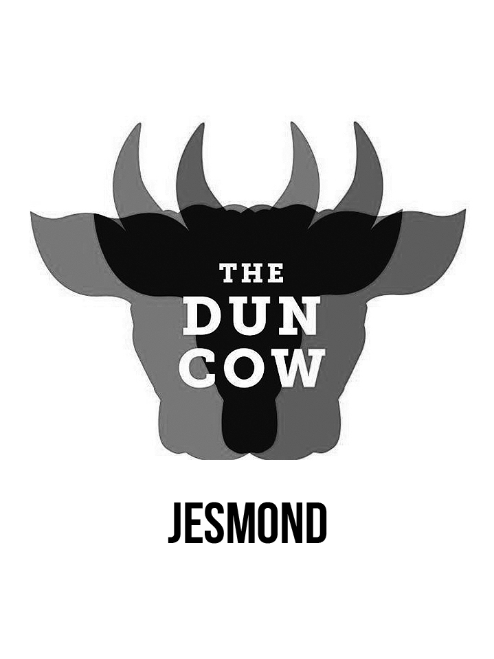 The Dun Cow Jesmond logo