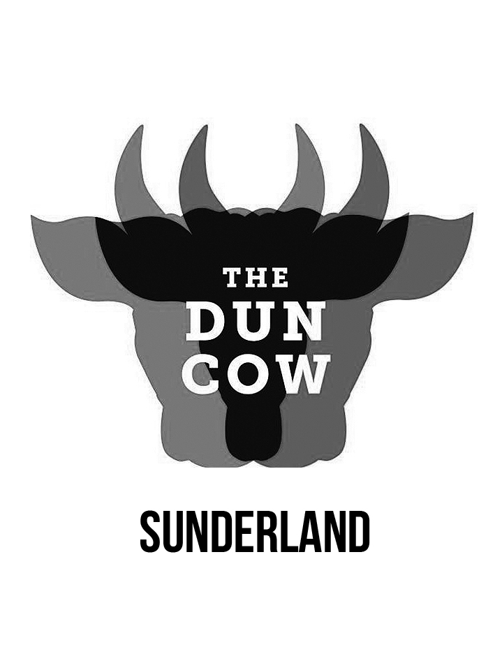 The Dun Cow Sunderland logo